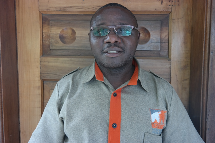 Mr Albert Mbwambo