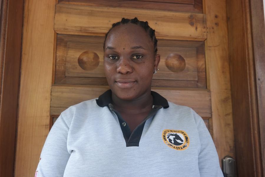Ms Diana Msemo