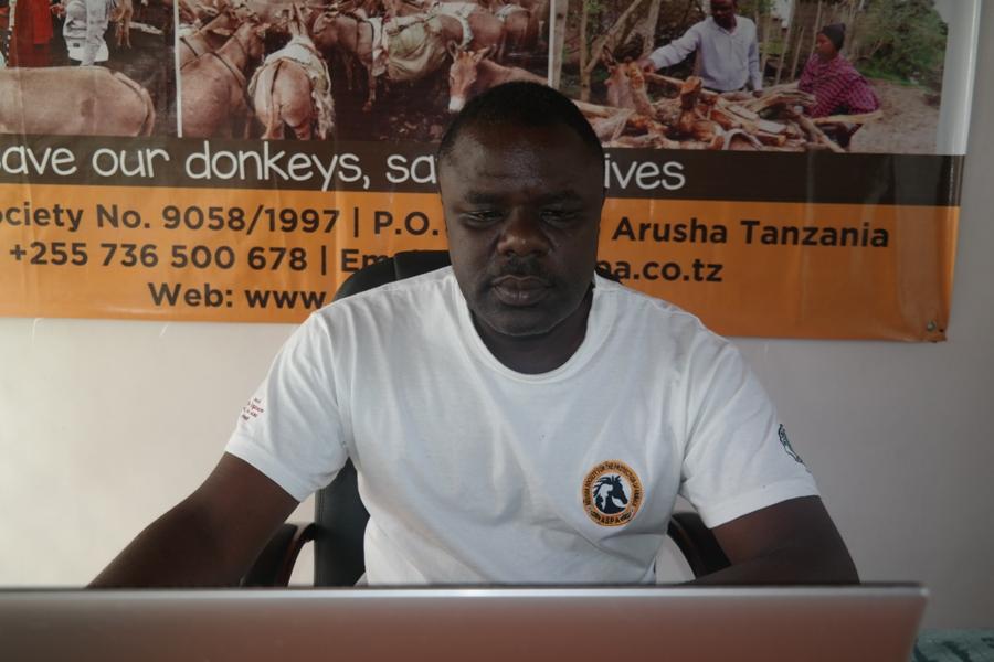 Mr Livingstone Masija